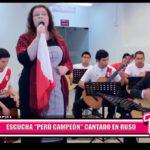 """Rusia 2018: Escucha """"Perú Campeón"""" cantado en ruso"""