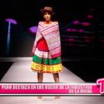 """Internacionales: Perú destaca en """"Los Oscar"""" de la industria de la moda"""