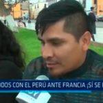 Trujillo: Todos con el Perú ante Francia ¡Sí se puede!