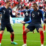 Perú perdió 2-0 ante Francia y quedó eliminado del Mundial Rusia 2018