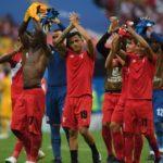 Perú ganó por 2-0 a Australia con goles Guerrero y Carrillo