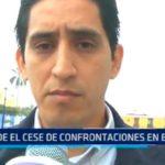 Andrés Aguilar: Pide el cese de confrontaciones en el APRA