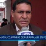 La Libertad: Pampas de Purrupampa en peligro