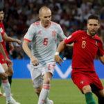 Rusia 2018: 'Lusos' empatan 3-3 a España por el Grupo B del Mundial Rusia