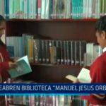 """Trujillo: Reabren biblioteca """"Manuel Jesús Orbegozo"""""""