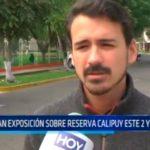 Trujillo: Alistan exposición sobre reserva de Calipuy este 2 y 3 de julio