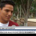 Rivera está insatisfecho con su rendimiento