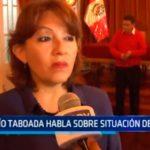 Trujillo: Rocío Taboada habla sobre situación del APRA