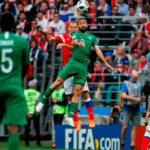 Rusia goleó 5-0 a Arabia Saudita por el Grupo A