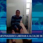 La Libertad: Secuestradores liberan a alcalde de Pataz