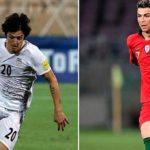 Portugal empató 1-1 ante Irán y clasificó a octavos de final