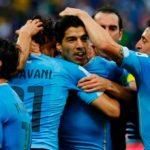 ¡Primeros en su llave! Uruguay goleó 3-0 a Rusia por el Grupo A