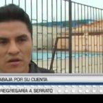 Víctor Carbajal no regresaría a Serrato