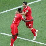 Empataron 2-2 Costa Rica y Suiza por el Grupo E del Mundial Rusia 2018