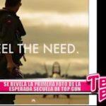 Cine: Se revela la primera foto de la esperada secuela de Top Gun