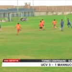 Torneo Centenario: UCV venció 3 – 1 a Carlos Mannucci