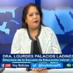 Chiclayo: Conversamos con la Dra. Lourdes Palacios Ladines, Directora de la Escuela Profesional de Educación Inicial de la Universidad César Vallejo