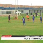 Torneo Centenario: UCV venció 5 – 1 a Carlos Mannucci