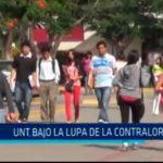 Trujillo: UNT bajo la lupa de la Contraloría