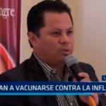 La Libertad: Instan a vacunarse contra la influenza