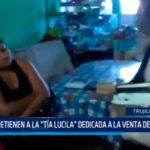 """Detienen a la """"Tía Lucila"""" dedicada a la venta de droga"""