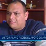 Trujillo: Víctor Alayo recibe el apoyo de APP