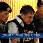 """Chiclayo: Condenan a 35 años de cárcel al """"Viejo Paco"""""""