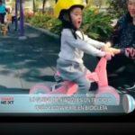 Lo nuevo de Xiaomi es un triciclo que se convierte en bicicleta