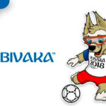 Conoce a Zabivaka, el lobo que vigilará el Mundial Rusia 2018