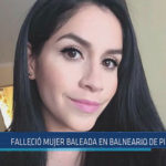 Chiclayo: Falleció mujer baleada en balneario de Pimentel
