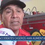 Chiclayo: Accidentes caseros han aumentado 50%