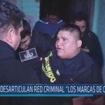 """Chiclayo: Desarticulan red criminal """"Los marcas de chocano"""""""