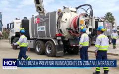 Chiclayo : MVCS busca prevenir inundaciones en zonas vulnerables
