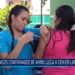 Chiclayo: Casos confirmados de AH1N1 llega a cien en Lambayeque