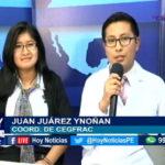 Chiclayo : Jornada Internacional de Genética