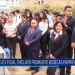 Chiclayo: UCV filial Chiclayo promueve bodegas emprendedoras