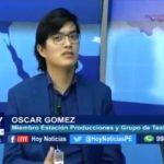 Chiclayo: En nuestro bloque #YaNoMas tuvimos como invitado a Oscar Gómez Ascencio