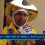 "La Libertad: Alistan II caravana en honor a ""Santiago, el mayor"""