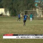 Copa Perú: Atlético Medellín empató 0 – 0 con Torbellino