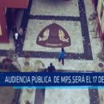 Chimbote: Audiencia Pública  de MPS será el 17 de agosto