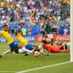 Brasil ya está en cuartos de final, México, eliminada