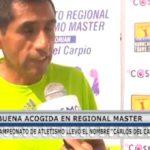 Campeonato de atletismo llevó el nombre Carlos del Carpio