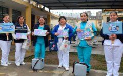 Lima: Minsa refuerza vacunación contra el sarampión en San Juan de Lurigancho
