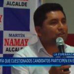 Confía que cuestionados candidatos participen en elecciones