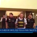 """La Libertad: Hasta 25 años de cárcel pide Fiscalía para """"Malditos de Ascope"""""""