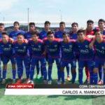 Torneo Centenario: Carlos Manucci venció 1 – 0 a UTC