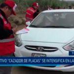 """Operativo """"Cazador de placas"""" se intensifica en La Libertad"""