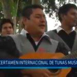 Trujillo: I Certamen Internacional de tunas musicales