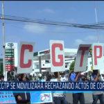 Chiclayo: CGTP se movilizará rechazando actos de corrupción