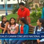 Trujillo: Colegiales ganan concurso nacional ambiental
